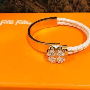 Jewelry - Folli Follie Gold Bracelet